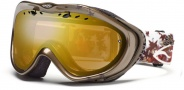 Smith Optics Anthem Snow Goggles Goggles - Bronze Fallen Gold Mirror 