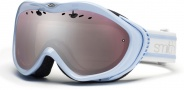 Smith Optics Anthem Snow Goggles Goggles - Petal Blue Bristol Ignitor Mirror