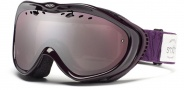 Smith Optics Anthem Snow Goggles Goggles - Shadow Purple Baroque Igniter Mirror 