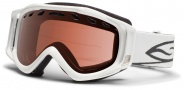 Smith Optics Stance Snow Goggles Goggles - White / RC36