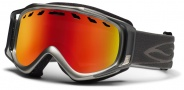 Smith Optics Stance Snow Goggles Goggles - Graphite / Red Sol X Mirror / Extra Yellow Lens