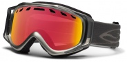 Smith Optics Stance Snow Goggles Goggles - Graphite / Red Sensor Mirror / Extra RC36 Lens