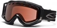 Smith Optics Stance Snow Goggles Goggles - Black / RC36