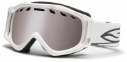 Smith Optics Stance Snow Goggles Goggles - White / Ignitor Mirror / Extra Yellow Lens