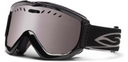 Smith Optics Knowledge OTG Snow Goggles Goggles - Black / Ignitor Mirror