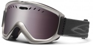 Smith Optics Knowledge OTG Snow Goggles Goggles - Graphite / Ignitor Mirror