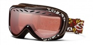 Smith Optics Transit Graphic Snow Goggles Goggles - Autumn Floral / Ignitor Mirror