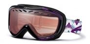 Smith Optics Transit Graphic Snow Goggles Goggles - Black Kenti / Ignitor Mirror (Discontinued Color NLA)