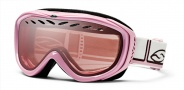 Smith Optics Transit Pro Snow Goggles Goggles - Couture Pink Foundation / Ignitor Mirror