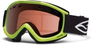 Smith Optics Cascade Snow Goggles Goggles - Lime / RC36