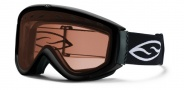 Smith Optics Cascade Snow Goggles Goggles - Black / RC36