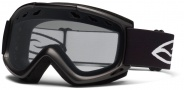 Smith Optics Cascade Snow Goggles Goggles - Black / Clear