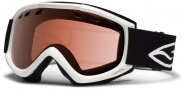 Smith Optics Cascade Snow Goggles Goggles - White / RC36