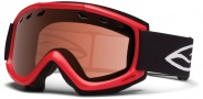 Smith Optics Cascade Snow Goggles Goggles - Fire / RC36