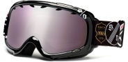 Smith Optics Gambler Graphic Junior Snow Goggles - Black One Percenter Igniter Mirror