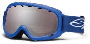 Smith Optics Gambler Junior Snow Goggles Goggles - Blue / Ignitor Mirror