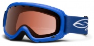 Smith Optics Gambler Junior Snow Goggles Goggles - Blue / RC36