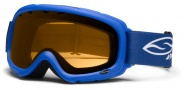 Smith Optics Gambler Junior Snow Goggles Goggles - Blue / Gold
