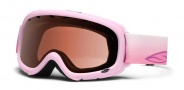 Smith Optics Gambler Junior Snow Goggles Goggles - Pink Flutterby / RC36