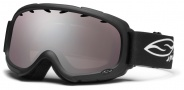 Smith Optics Gambler Junior Snow Goggles Goggles - Black / Ignitor Mirror