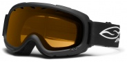 Smith Optics Gambler Junior Snow Goggles Goggles - Black / Gold