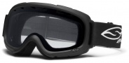 Smith Optics Gambler Junior Snow Goggles Goggles - Black / Clear