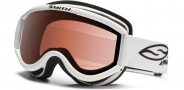 Smith Optics Challenger OTG Junior Snow Goggles Goggles - White / RC36