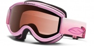 Smith Optics Challenger OTG Junior Snow Goggles Goggles - Pink Flutterby / RC36