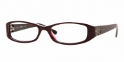 Vogue 2535B Eyeglasses Eyeglasses - 1538  Top Violet/Light Violet