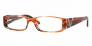 Vogue 2590 Eyeglasses Eyeglasses - 1696  BROWN/ORANGE (only 51 size av)