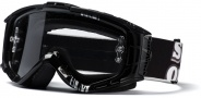 Smith Optics INTAKE-X Bike Goggles Goggles - Black / Silver Old Signage-Clear AFC