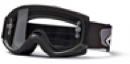 Smith Optics FUEL V.1 Bike Goggles Goggles - Black-Clear AFC