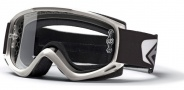 Smith Optics FUEL V.1 Bike Goggles Goggles - Silver-Clear AFC