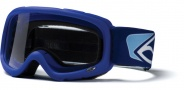 Smith Optics GAMBLER MX Bike Goggles Goggles - Blue-Clear AFC