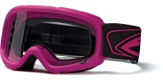 Smith Optics GAMBLER MX Bike Goggles Goggles - Hot Pink-Clear AFC