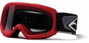 Smith Optics GAMBLER MX Bike Goggles Goggles - Red-Clear AFC