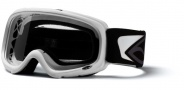 Smith Optics GAMBLER MX Bike Goggles Goggles - White-Clear AFC