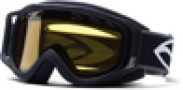 Smith Optics SNOW FUEL V.2 SNOWMOBILE Goggles Goggles - Black-Yellow AFC Dual Airflow Lens