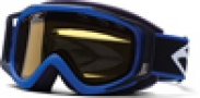 Smith Optics SNOW FUEL V.2 SNOWMOBILE Goggles Goggles - Blue-Yellow AFC Dual Airflow