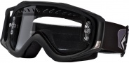 Smith Optics FUEL V.2 ENDURO MOTO SERIES Goggles Goggles - Black-Clear AFC Dual Airflow