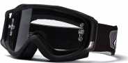 Smith Optics FUEL V.2 MOTO SERIES Goggles Goggles - Black-Clear AFC