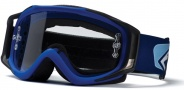 Smith Optics FUEL V.2 MOTO SERIES Goggles Goggles - Blue-Clear AFC
