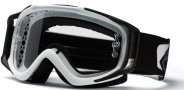 Smith Optics FUEL V.2 MOTO SERIES Goggles Goggles - White-Clear AFC