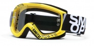 Smith Optics FUEL V.1 MOTO Goggles Goggles - Yellow Fader / Clear AFC