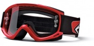 Smith Optics FUEL V.1 MOTO Goggles Goggles - Red Daze / Clear AFC