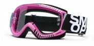 Smith Optics FUEL V.1 MOTO Goggles Goggles - Pink Daze / Clear AFC