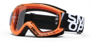 Smith Optics FUEL V.1 MOTO Goggles Goggles - Orange Fader / Clear AFC