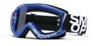 Smith Optics FUEL V.1 MOTO Goggles Goggles - Blue Fader / Clear AFC