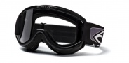Smith Optics SME OTG Moto Goggles Goggles - Black-Clear AFC