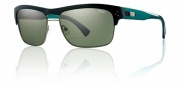 Smith Scientist Sunglasses Sunglasses - Pewter Jade / Gray Green
